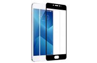 Аксессуары для мобильных телефонов PRO+ Meizu M5 Full Screen Protector Black