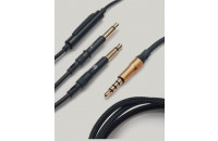 Meze 99 Series 1.2m Cable with mic & remote Gold