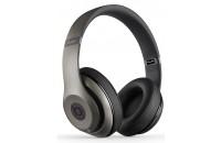 Наушники Beats Studio 2 Wireless Over-Ear Headphones Titanium (MHAK2ZM/A)