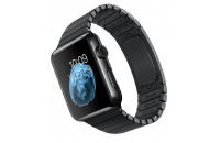 Смарт-часы Apple 42mm Space Black Case with Space Black Stainless Steel Link Bracelet (MJ482)