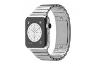Смарт-часы Apple 38mm Stainless Steel Case with Link Bracelet (MJ3E2)