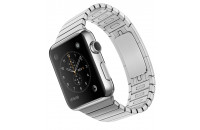 Смарт-часы Apple 42mm Stainless Steel Case with Link Bracelet (MJ472)