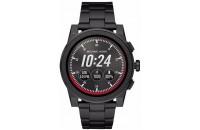 Смарт-часы Michael Kors Mens Ionic Plated Grayson Smart Watch Black (MKT5029)