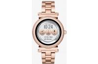 Смарт-часы Michael Kors Womens Smartwatch Sofie Rose Gold (MKT5022)