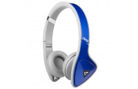 Наушники Monster DNA On-Ear Headphones Cobalt Blue/Light Grey (MNS-128492-00)
