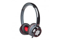 Наушники Monster NCredible NTune On-Ear Black Red