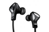 Наушники Monster DNA In-Ear Headphones Black Satin Chrome Finish