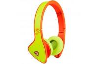 Наушники Monster DNA On-Ear Headphones Yellow/Neon Orange (MNS-128542-00)