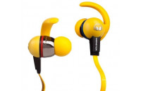 Наушники Monster iSport LiveStrong ControlTalk Yellow (MNS-129693-00)