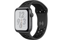 Смарт-часы Apple Watch Series 4 Nike+ GPS 40mm Space Gray Aluminum Case w Anthracite/Black Nike Sport L (MU6J2)
