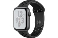 Смарт-часы Apple Watch Series 4 Nike+ GPS 44mm Space Gray Aluminum Case w Anthracite/Black Nike Sport L (MU6L2)