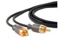 Кабели аудио-видео NuForce Transient RR-MM 1m Black