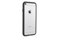 Аксессуары для мобильных телефонов Ozaki iPhone 6 O!coat Shock band Black (OC567BK)
