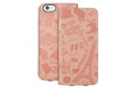 Аксессуары для мобильных телефонов Ozaki iPhone 6 Plus O!coat Travel Paris (OC585PR)