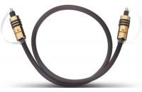 Кабели аудио-видео Oehlbach Hyper Profi Opto 100 Black 1m (6081)