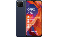 Мобильные телефоны Oppo A73 4/128GB Navy Blue