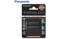 Panasonic Eneloop Pro AA 2500 mAh 2BP Ni-MH (BK-3HCDE/2BE)