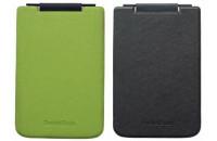 Аксессуары для электронных книг Обложка PocketBook Flip для PB624, зеленый/черный (PBPUC-624-GRBC-RD)