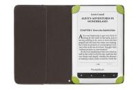 Аксессуары для электронных книг Обложка PocketBook для PB623, зеленый (PBPUC-623-GR-L)