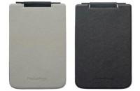 Аксессуары для электронных книг Обложка PocketBook Flip для PB624, серый/черный (PBPUC-624-GYBC-RD)