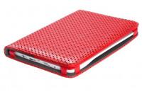 Аксессуары для электронных книг Обложка PocketBook для PB623 перфорированная, красный (PBPUC-623-RD-DT)