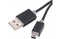 Кабели, зарядные уст-ва, аккумуляторы ProLink USB-A 2.0 - USB Mini 3 m (PB468-0300)
