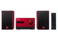 Акустика и аудио системы Pioneer X-CM35-R Red