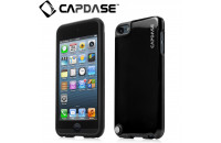 Аксессуары  для плееров Capdase iPod Touch 5G Polimor Jacket Polishe Black/Black (PMIPT5-5111)