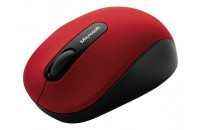 Компьютерные мыши Microsoft Wireless Mobile Mouse 3600 Red (PN7-00013)