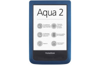 Электронные книги PocketBook 641 Aqua 2 Blue/Black (PB641-A-CIS)