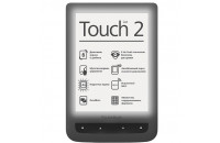 Электронные книги Pocketbook Touch Lux 2 (626) Black