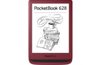 PocketBook 628 Touch Lux 5 Ruby Red (PB628-R-CIS)
