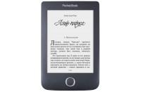 Электронные книги Pocketbook 614 Basic 3 Black (PB614-2-E-CIS)