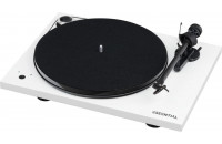 LP-проигрыватели Pro-Ject Essential III SB OM10 White