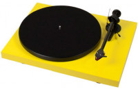 LP-проигрыватели Pro-Ject Debut Carbon Phono USB OM10 Yellow