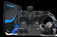 PreSonus AudioBox USB 96 Studio Ultimate 25th Anniversary Edition Bundle