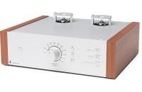LP-проигрыватели Pro-Ject Tube Box DS2 Silver Walnut