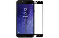 Аксессуары для мобильных телефонов PRO+ Samsung Galaxy J400 (J4-2018) 3D Protection Tempered Glass Black