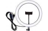 Кольцевой свет Puluz Ring USB LED Lamp 11.8