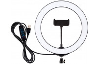 Кольцевой свет Puluz Ring USB LED Lamp 10.2
