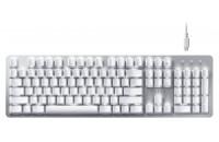 Клавиатуры Razer Pro Type US Layout WL/BT/USB White (RZ03-03070100-R3M1)