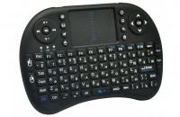 Универсальные пульты ДУ Rii mini i8+ беспроводная mini клавиатура с мышью-тачпадом и Backlit