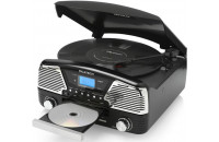 LP-проигрыватели Ricatech RMC90 Ibiza All-in-1 Retro Turntable