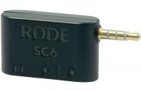 Аксессуары для диктофонов и микрофонов Rode SC6