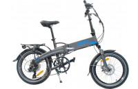 Персональный транспорт Электровелосипед ROVER Fold Grey/Blue