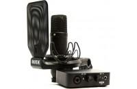 Микрофоны RODE NT1 + Ai-1