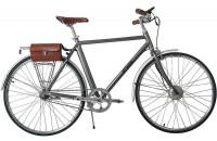 Персональный транспорт Электровелосипед ROVER Vintage Brushed alu
