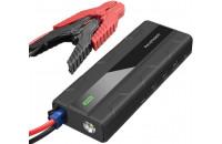 Кабели и зарядные уст-ва RavPower Car Jump Starter 1000A Peak Current Quick Charge 3.0 12V 14000mAh Black (RP-PB063)