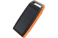 Мобильные телефоны RavPower Outdoor Solar Charger 15000mAh IPX4 DC5V/2A Input Black/Orange (RP-PB003)