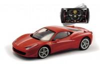 Гаджеты для Apple и Android Silverlit Ferrari 458 Italia Bluetooth for Android Red (S86075)